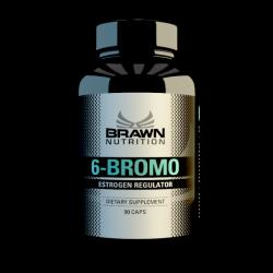 Brawn Nutrition 6 Bromo 90kaps.